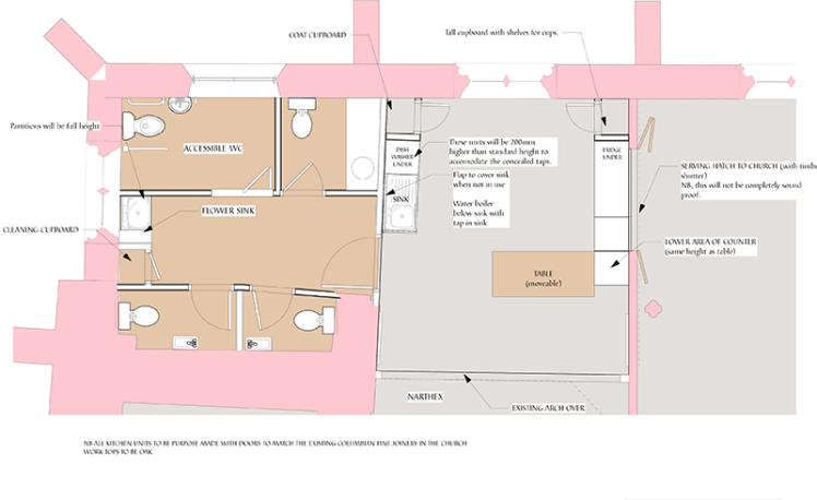 Kitchen Plan revision D